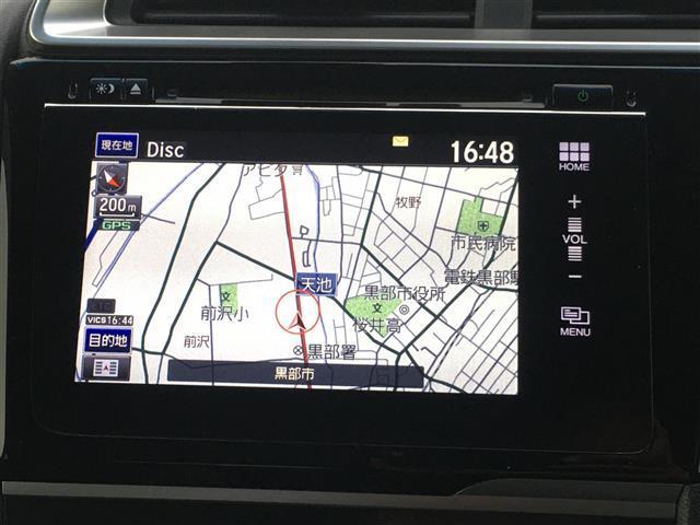Lパッケージ 純正HDDナビ ワンセグTV バックカメラ ETC クルーズコントロール ハーフレザーシート(5枚目)