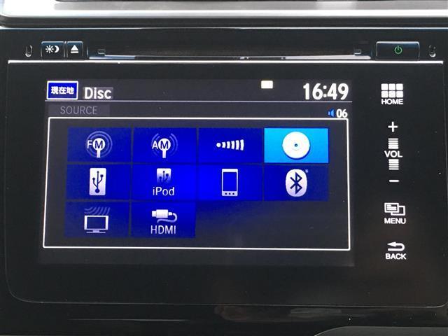 Lパッケージ 純正HDDナビ ワンセグTV バックカメラ ETC クルーズコントロール ハーフレザーシート(16枚目)