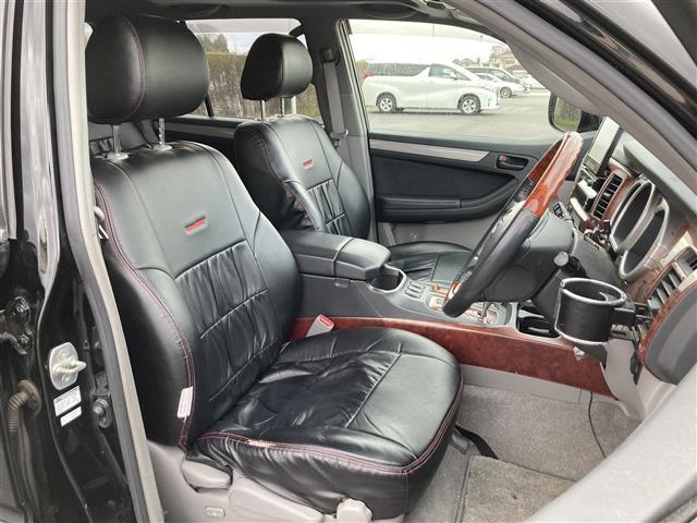 SSR-X ワンオーナー 4WD サンルーフ リフトアップ 社外20インチアルミホイール 社外HDDナビ フルセグテレビ キセノンヘッドランプ ETC(12枚目)