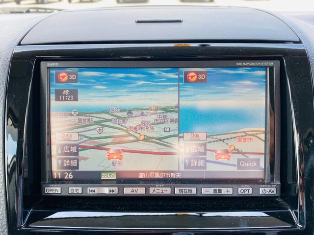 XS 社外メモリーナビ ワンセグTV ETC 左側電動スライドドア HIDヘッドライト オートライト 社外AW付冬タイヤ有(11枚目)