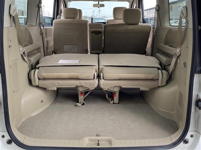 20G ワンオーナー 4WD 純正HDDナビ バックカメラ ETC 両側電動スライドドア HIDヘッドライト 社外AW付冬タイヤ有(13枚目)