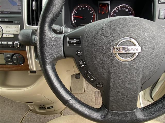 20G ワンオーナー 4WD 純正HDDナビ バックカメラ ETC 両側電動スライドドア HIDヘッドライト 社外AW付冬タイヤ有(16枚目)