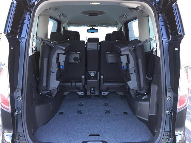 ハイウェイスターV エマージェンシーブレーキプロパイロットアラウンドビューカメラLEDヘッドランプLEDフォグランプデジタルインナーミラーステアリングスイッチ16インチAW(9枚目)