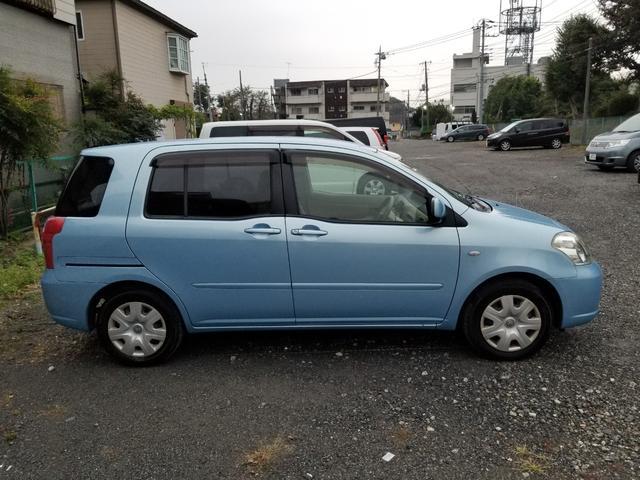 「トヨタ」「ラウム」「ミニバン・ワンボックス」「神奈川県」の中古車4