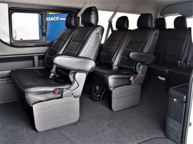 トヨタ ハイエースワゴン 2.7 GL ロング ミドルルーフ 4WD