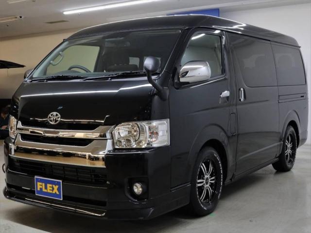 2.7 GL ロング ミドルルーフ 4WD TSS付 Ver(11枚目)