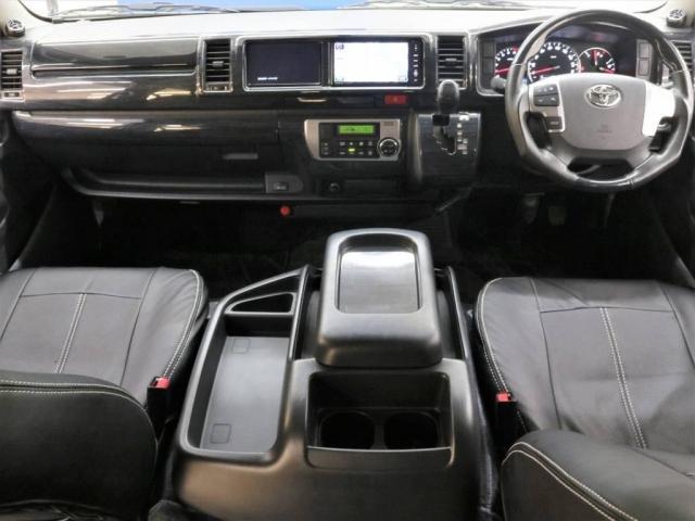 2.7 GL ロング ミドルルーフ4WD 16inモンスター(2枚目)