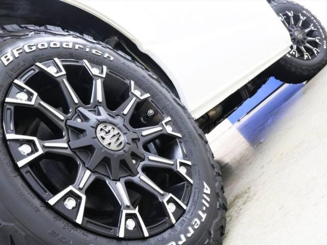 2.7 GL ロング ミドルルーフ4WD 16inモンスター(9枚目)