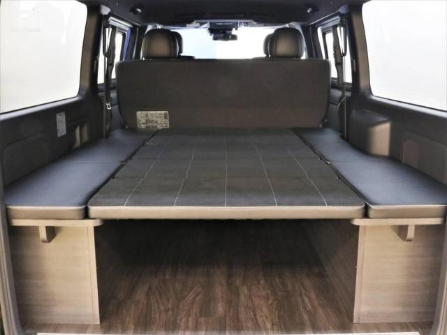 FLEX Ver4 DP2内装架装 BIG-X 専用床張り(3枚目)