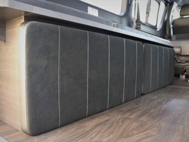 FLEX Ver4 DP2内装架装 BIG-X 専用床張り(7枚目)