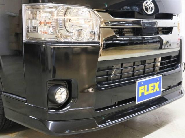 FLEX Ver4 DP2内装架装 BIG-X 専用床張り(15枚目)