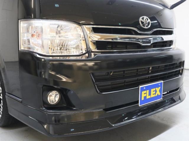 新品FLEXオリジナル【DelfinoLine】フロントリップスポイラー!