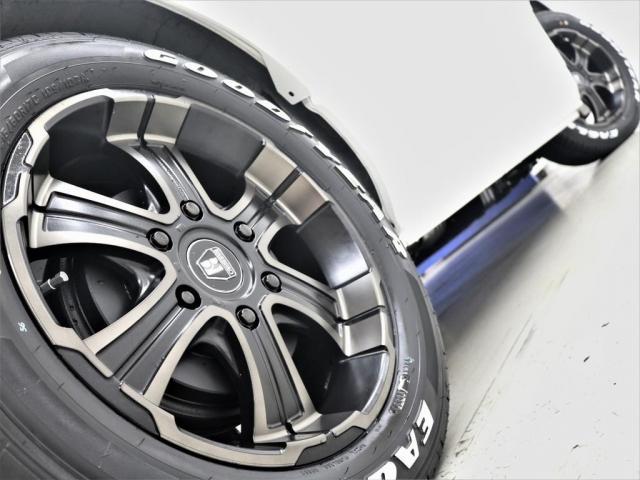 17inchFLEXオリジナルカラーバルベロワイルドディープス&グッドイヤーナスカータイヤ!