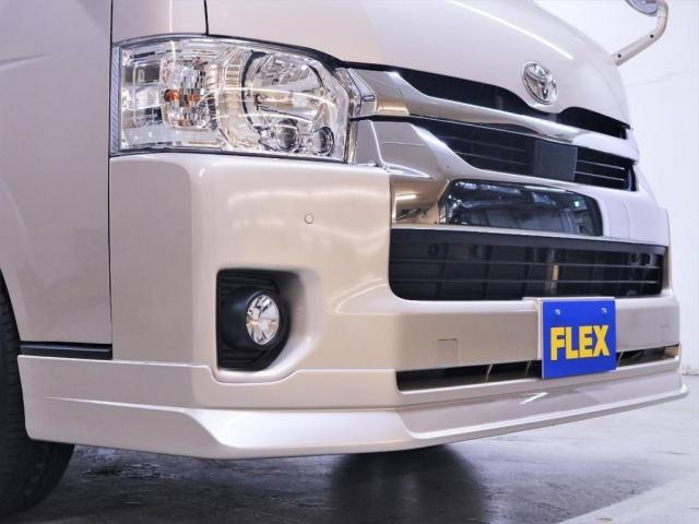 DX ワイド スーパーロング GLパッケージ LEDヘッドライト デジタルインナーミラー インテリジェンスクリアランスソナー パノラミックビューモニター BIG-X ドラレコ 床張り トリムレザー 跳ね上げ式ベッド(17枚目)