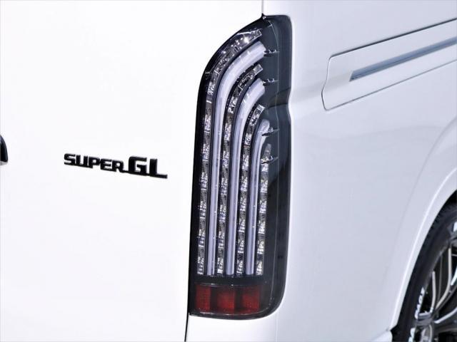 スーパーGL ダークプライムII ロングボディ パーキングサポート(8枚目)