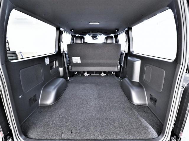スーパーGL ダークプライムII ロングボディ BIG-X11インチナビ ドラレコPKG PVM変換 ビルトインETC ルーフスピーカー オリジナルシグマテール オリジナルアルミホイルデルフ03 ナスカータイヤ(25枚目)