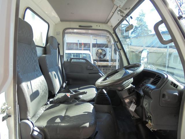 いすゞ エルフトラック 2t標準ロング アルミバン 低床