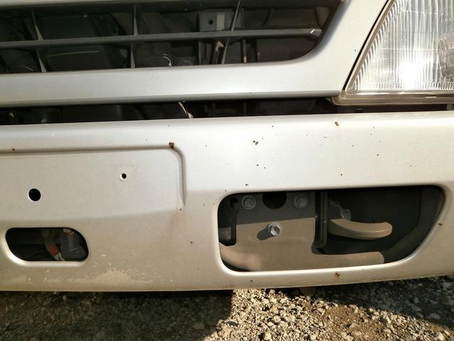 トヨタ トヨエース 2t標準ロング タダノ製3段クレーン 2.33t吊り