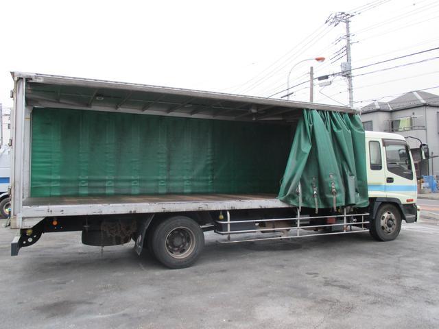 増t標準 アクションバン サイドカーテン式 ベッド付 高床(8枚目)