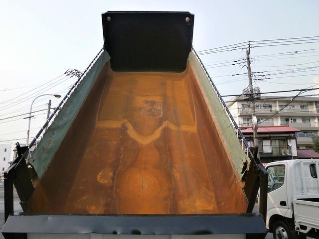 10t ダンプ 舟底(4枚目)
