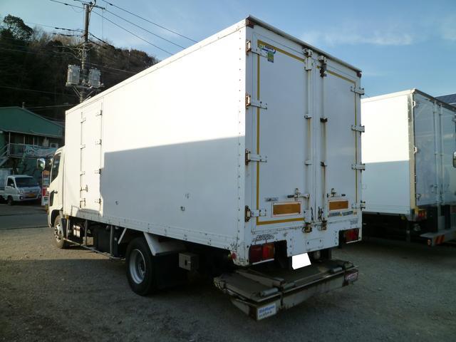 4t標準 冷蔵冷凍車 低温 格納パワーゲート 載替H7年式(4枚目)
