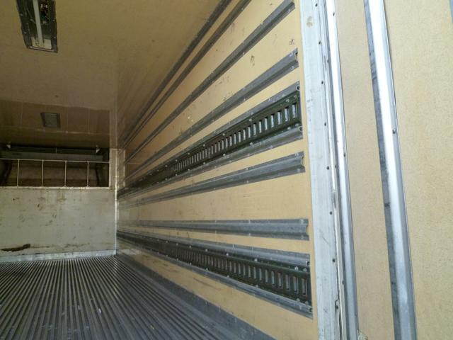 4t標準 冷蔵冷凍車 低温 格納パワーゲート 載替H7年式(5枚目)