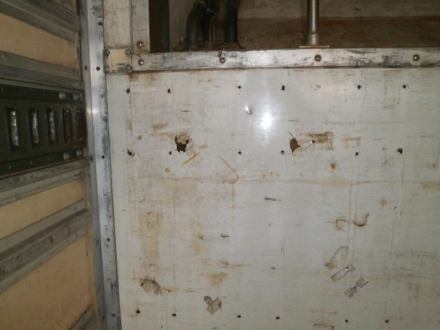 4t標準 冷蔵冷凍車 低温 格納パワーゲート 載替H7年式(8枚目)