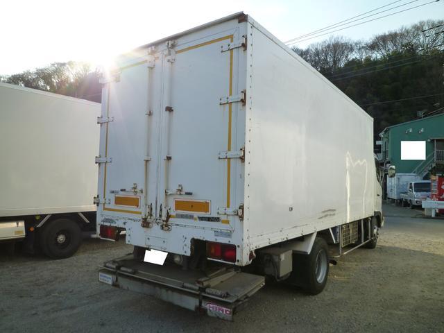 4t標準 冷蔵冷凍車 低温 格納パワーゲート 載替H7年式(12枚目)