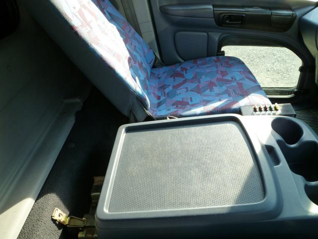 4t標準 冷蔵冷凍車 低温 格納パワーゲート 載替H7年式(38枚目)