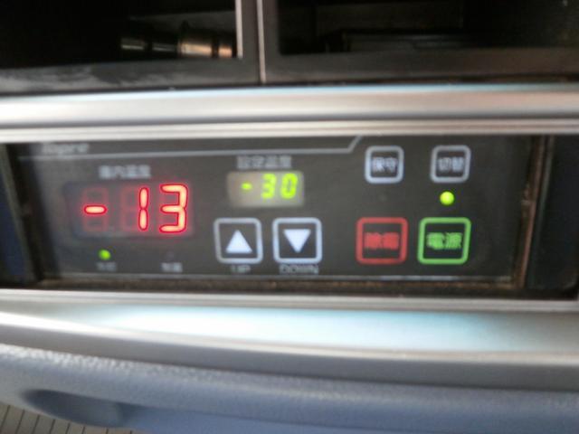 4t標準 冷蔵冷凍車 低温 格納パワーゲート 載替H7年式(40枚目)