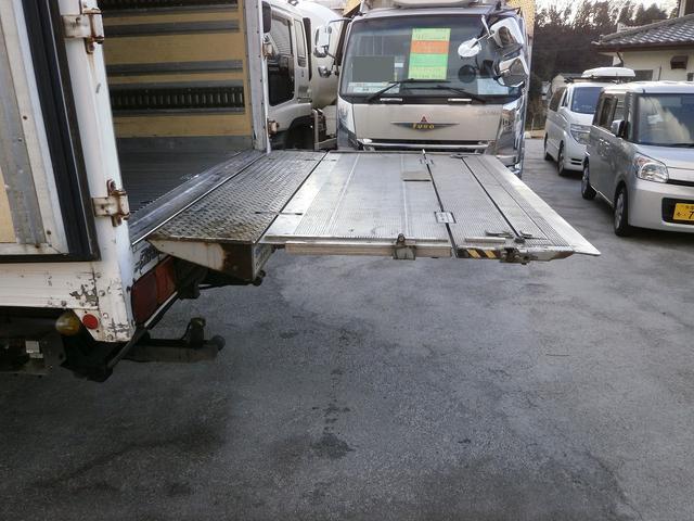 4t標準 冷蔵冷凍車 低温 格納パワーゲート 載替H7年式(45枚目)