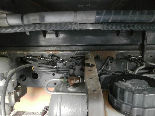 4t標準 冷蔵冷凍車 低温 格納パワーゲート 載替H7年式(52枚目)