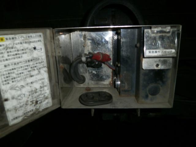4t標準 冷蔵冷凍車 低温 格納パワーゲート 載替H7年式(61枚目)