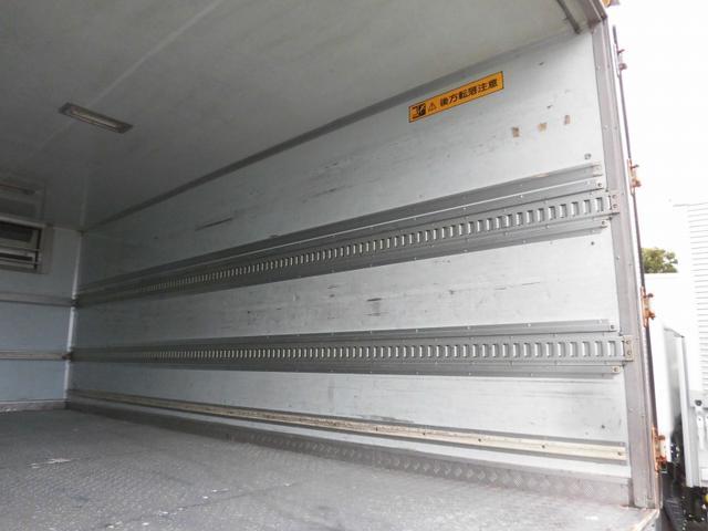 4t標準 冷蔵冷凍車 低温  格納パワーゲート ベッドレス(6枚目)