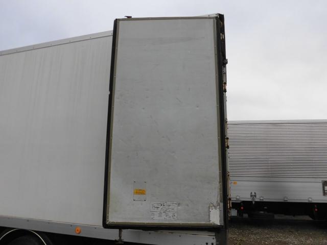 4t標準 冷蔵冷凍車 低温  格納パワーゲート ベッドレス(20枚目)