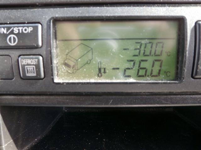 3tワイドロング 冷蔵冷凍車 低温 3枚扉 高床(5枚目)