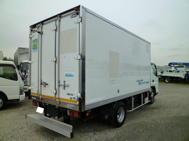3tワイドロング 冷蔵冷凍車 低温 3枚扉 高床(12枚目)