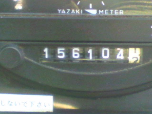 三菱ふそう キャンターガッツ 1.5t標準ショート 98772km時タイミングベルト交換済