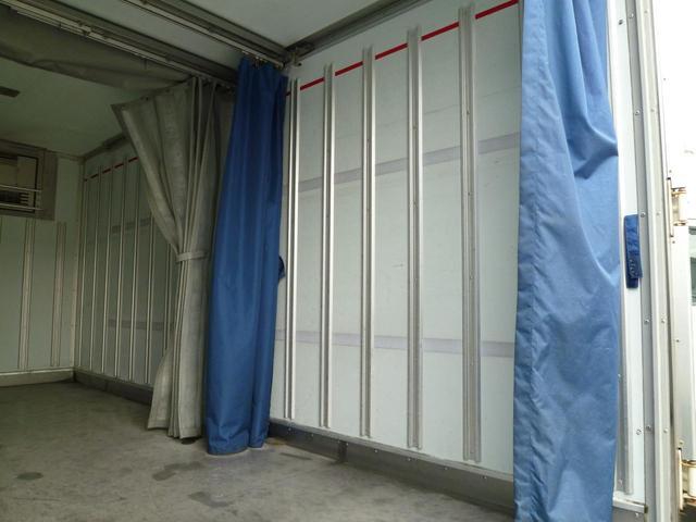 3tワイドロング 冷蔵冷凍車 低温 3枚扉 HV ※修復歴有(7枚目)