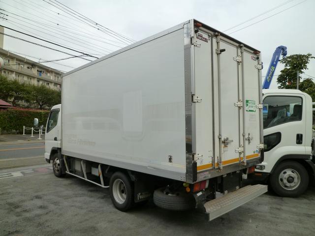 3tワイドロング 冷蔵冷凍車 低温 3枚扉 HV ※修復歴有(12枚目)