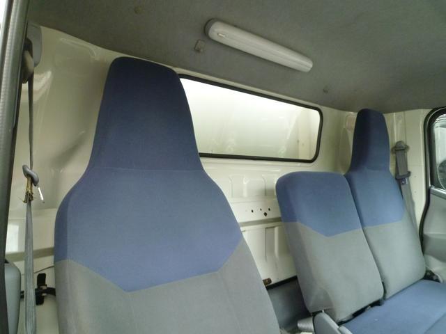 3tワイドロング 冷蔵冷凍車 低温 3枚扉 HV ※修復歴有(20枚目)