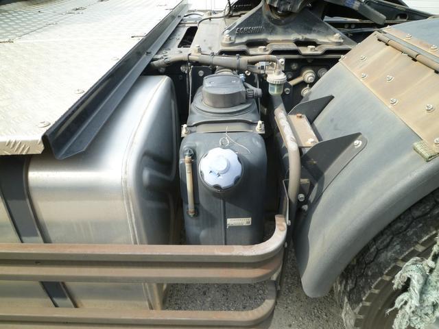いすゞ ギガ トラクタヘッド 第5輪荷重11.5t リアエアサス