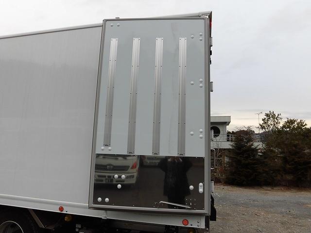 4tワイド 冷蔵冷凍車 低温 格納パワーゲート リアエアサス(6枚目)