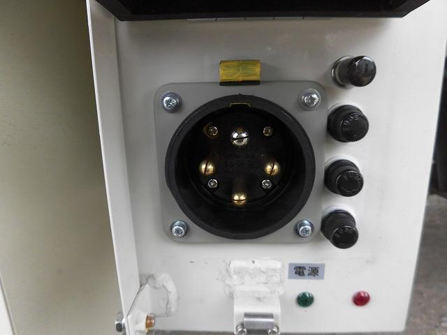 4tワイド 冷蔵冷凍車 低温 格納パワーゲート リアエアサス(14枚目)