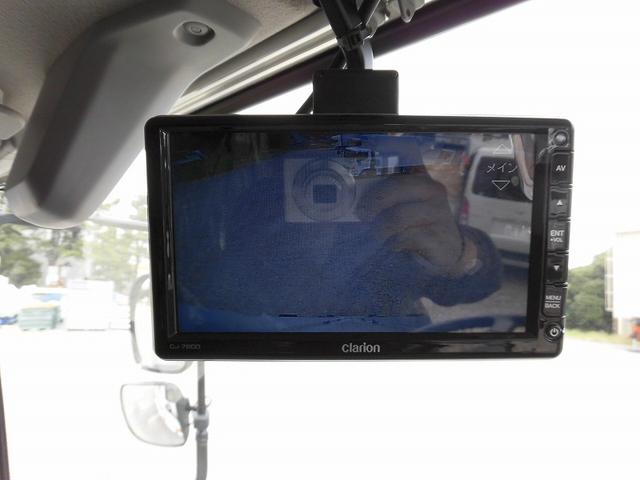 10t超 アルミウィング  バックカメラ ETC エアサス(10枚目)