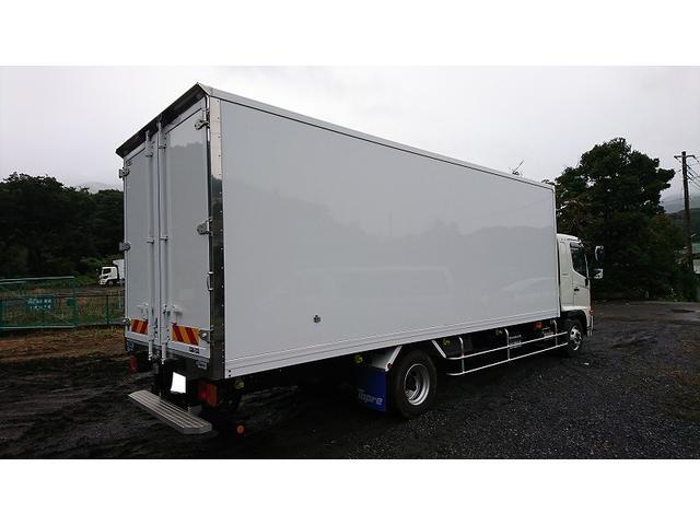 4t標準 冷蔵冷凍車 低温 サイドドア ベッド付 エアサス(14枚目)
