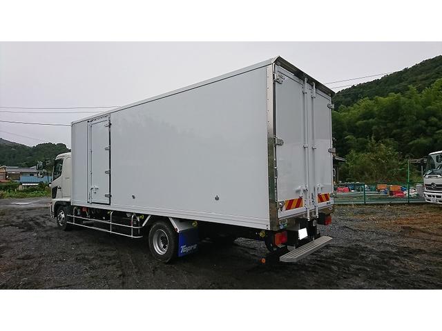 4t標準 冷蔵冷凍車 低温 サイドドア ベッド付 エアサス(15枚目)