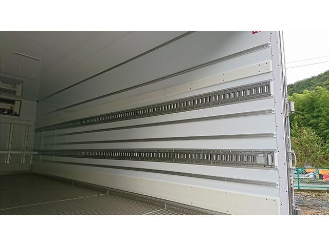 4t標準 冷蔵冷凍車 低温 サイドドア ベッド付 エアサス(16枚目)
