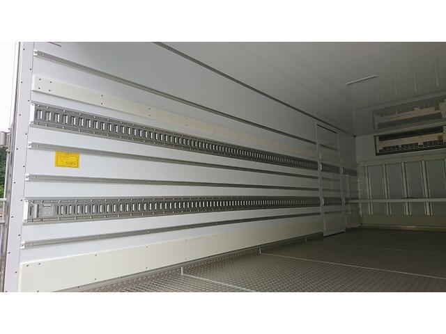 4t標準 冷蔵冷凍車 低温 サイドドア ベッド付 エアサス(17枚目)