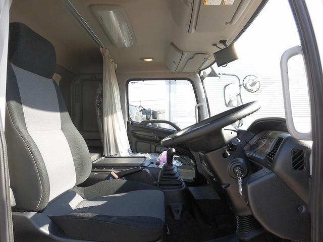 4tワイド 冷蔵冷凍車 低温 格納パワーゲート リアエアサス(5枚目)
